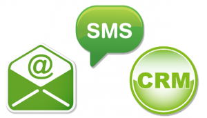 SMS_email_CRM