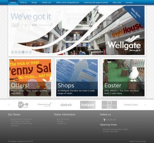 طراحی وب سایت مراکز تجاری